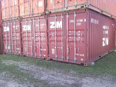 kontenery używane