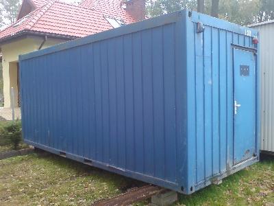 kontenery mieszkaniowe